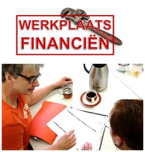 werkplaats financien