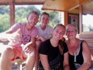 Familie Venhuis